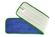 CleanAide All Purpose Twist Yarn Microfiber Mop Pad 60cm Green