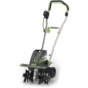 Earthwise 41cm 13.4-Amp Corded Electric Tiller/Cultivator