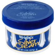 Wright's Silver Cream Polish, 240ml by Wright's