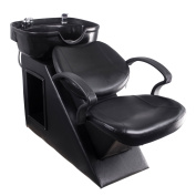 New Backwash Barber Shampoo Chair Bowl Sink Unit Station Spa Salon Beauty Equipment