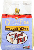 Bob's Red Mill Rolled Oats - Old Fashioned - Case Of 4 - 1540ml 1540ml