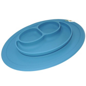 ZWANDP Mini Mat Silicone Kids Placemat, Suction To The Table, Fits Most Highchair Trays, One Size
