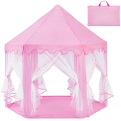 Best Choice Products Indoor/Outdoor Folding Deluxe Pop-Up Hexagon Princess Castle Play Tent  sc 1 st  Fishpond & Big W Tents Toys: Buy Online from Fishpond.com.au
