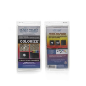 Colourize Leather, Vinyl, Fabric and Carpet Dye, DIY Repair Kit - REPAIR STAINS, DISCOLORATION AND NATURAL WEAR