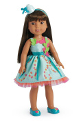 American Girl Welliewishers Garden Teatime Costume Outfit