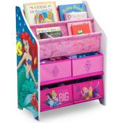 Disney Princess Book & Toy Organiser