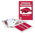 Officially Licenced NCAA Arkansas Playing Cards
