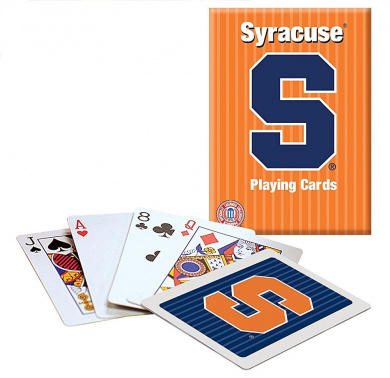 Officially Licenced NCAA Syracuse Playing Cards