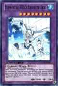 YuGiOh Generation Force Special Edtion Elemental HERO Absolute Zero GENF-ENSE1
