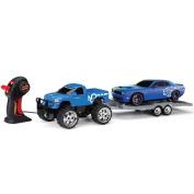 New Bright 18cm Rem/C S/F Custom Cruiser Trailer Set