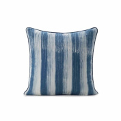 Spun Threads with a Soul Brushed Decorative Pillow