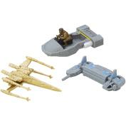 Star Wars Micro Machines Gold Series Resistance Base Vehicle 3-Pack