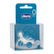 Teat Chicco Step Up 1 Regular Flow 1 hole 0m + 1 Piece