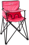 ciao! baby Portable Highchair, Pink