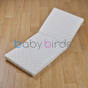 Baby Birds Pram Mattress - Silver Cross Carlton 77cm x 36cm
