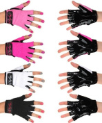 Mighty Grip Pole Dancing Gloves with Tack Strips for Gripping the Pole