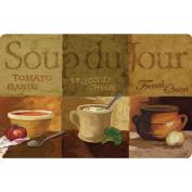 Fleur De Lis Living Boyers Soup De Jour Kitchen Mat