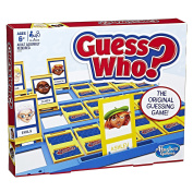 Guess Who. Classic Game