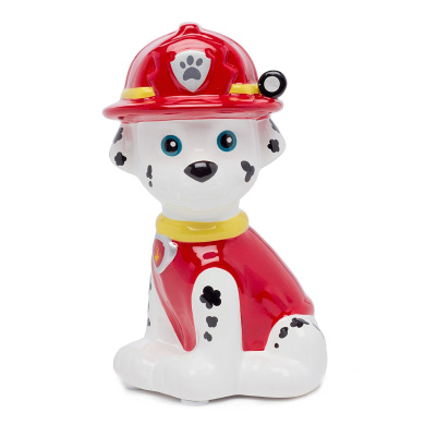 Paw Patrol Marshall Ceramic Bank