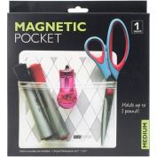 Medium Magnetic Pouch, 17cm x 17cm