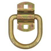 BUYERS PRODUCTS D-Ring, 1.3cm , 5340kg B38ZY