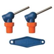 LOC-LINE 72091 Nozzle, XR Style, 0.3cm .dia, PK2