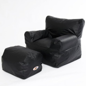 Foamnasium Kids Club Chair and Ottoman