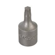 STEELMAN 06104 Internal Star/Torx Socket 1cm x T40