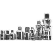 8 Piece Socket Adaptor Universal Wobble Flex U Joint Ujoint for Socket Reducer Tool