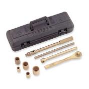 Ampco 1.3cm Drive, Socket Wrench Set, W-290