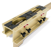 Mortise and Tenon Joint Jig for Router Wood Mortice Mortising Template Guide Kit