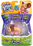 Little Live Pets Mouse Single Pack, Crumbles