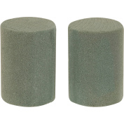 Design It Dry Foam Mug Plug 6.7cm x 9.5cm , Green 2pk