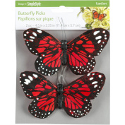 Design It SimpleStyle Butterfly, Assorted