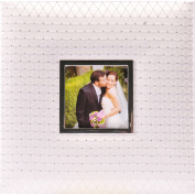 Pinnacle Frames and Accents 2-Up Wedding Album