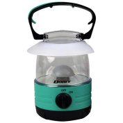 Dorcy 41-1010 Mini LED Flashlight Lantern with Built-In Hanging Hook, 40-Lumens, Assorted Colours