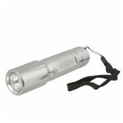 STEELMAN 94950 Silver 260 Lumen Tactical Flashlight