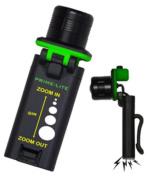 PrimelineTools 24-904 Clip On Cob Adjustable Zoom Light