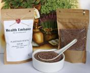 Plantago Ovata seeds (Plantaginis ovatae semen) - Health Embassy - 100% Natural