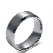 New Stainless Steel Ring Band Titanium Men SZ 7 to 11 Wedding