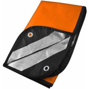Survival Blanket 2.0, Orange/Reflective