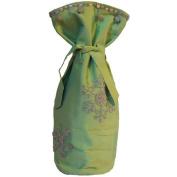 Arcadia Home Design Inc. Silk Wine Bag