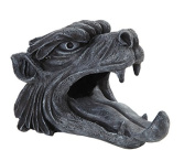 Guardian Gargoyle Wine Holder Mediaeval Gothic Bottle Holder