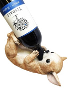 ADORABLE CHIHUAHUA DOG WINE HOLDER KITCHEN DECORATION SCULPTURE STATUE