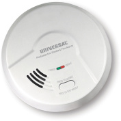 Universal Security Instruments MP308 Photoelectric Smoke and Fire Smart Alarm
