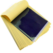 50 x Tattoo Thermal Hectograph Stencil Transfer Copier Paper Sheets Carbon Set