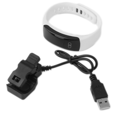 Smart Bracelet 0.86 LED Display Touch Screen For Facebook Ortwitter Heart Rate Monitor Suitable For Android IOS