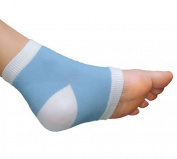 Gel Heel Moisturising Socks For Dry Cracked Skin