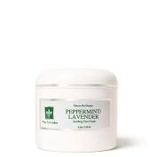 Fleurs De France Soothing Peppermint Lavender Foot Cream 120ml