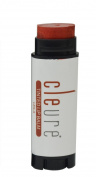 Cleure Tinted Lip Balm - Organic Shea Butter, Organic Beeswax. Made in USA